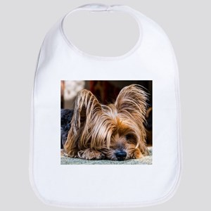 Yorkshire Terrier Dog Small Cute Pet Bib