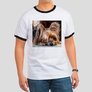 Yorkshire Terrier Dog Small Cute Pet T-Shirt