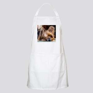 Yorkshire Terrier Dog Small Cute Pet Apron