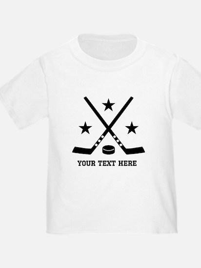 Hockey Personalized T