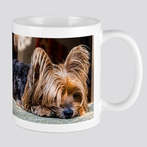Yorkshire Terrier Dog Small Cute Pet Mugs