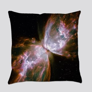 Butterfly Nebula Everyday Pillow