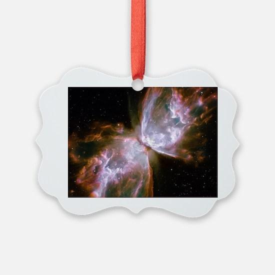 Butterfly Nebula Ornament