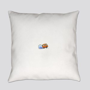 The Ramblin' Vanner Everyday Pillow