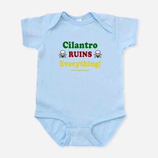 Cilantro Ruins Everything v3 Infant Bodysuit