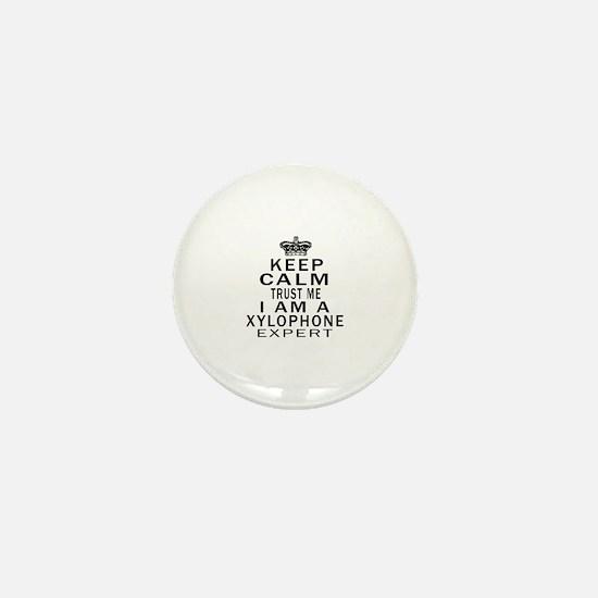 I Am Xylophone Expert Mini Button