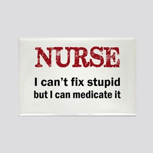 NURSE TOO Magnets