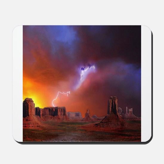 Monument Valley Mousepad