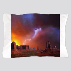 Monument Valley Pillow Case