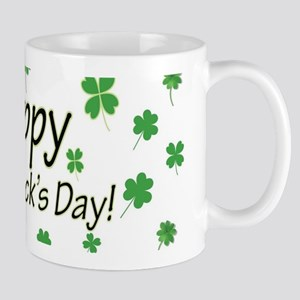 Happy St Patricks Day Mugs