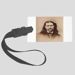 Wild Bill Hickok Luggage Tag