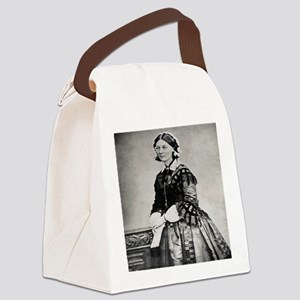 Florence Nightingale Canvas Lunch Bag