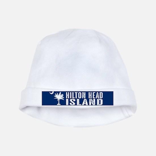 Hilton Head Island, South Carolina Baby Hat