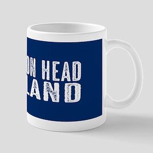 Hilton Head Island, South Caroli 11 oz Ceramic Mug