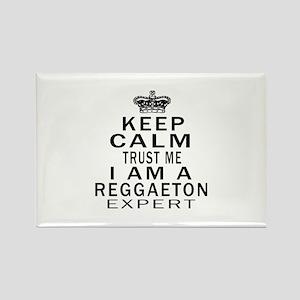 Reggaeton Dance Expert Designs Rectangle Magnet