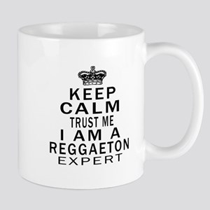 Reggaeton Dance Expert Designs Mug