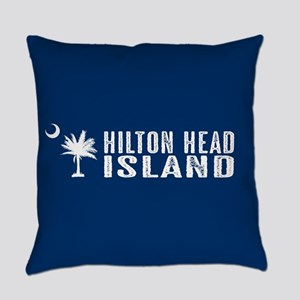 Hilton Head Island, South Carolina Everyday Pillow