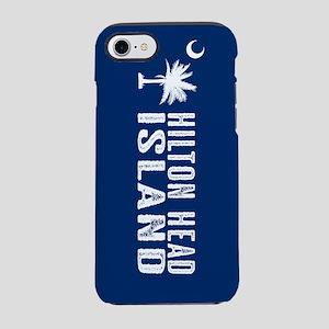 Hilton Head Island, South Ca iPhone 8/7 Tough Case