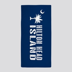 Hilton Head Island, South Carolina Beach Towel
