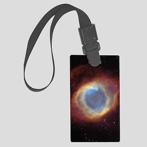 Helix Nebula Large Luggage Tag