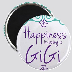 Happiness is being a GiGi Magnet
