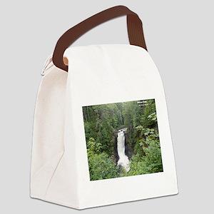 Moxie Falls 1 Canvas Lunch Bag
