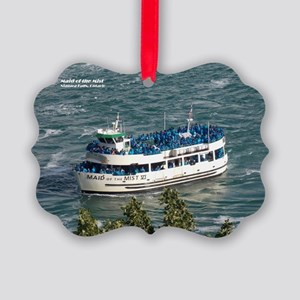 Maid of the Mist 1 Picture Ornament