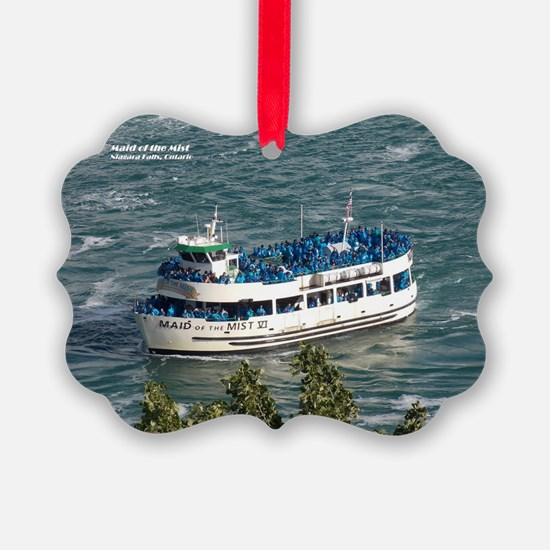 Maid of the Mist 1 Ornament