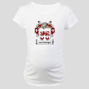 Kavanaugh Coat of Arms Maternity T-Shirt