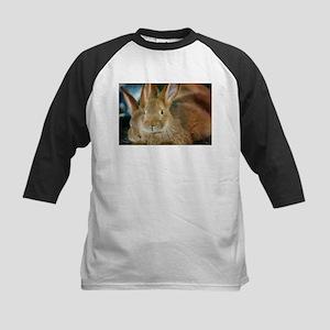 Animal Bunny Cute Ears Easter Baseball Jersey