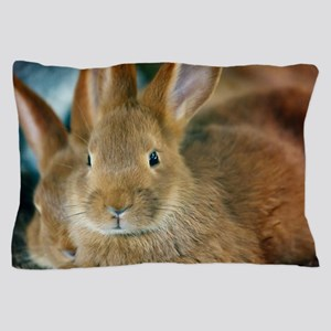 Animal Bunny Cute Ears Easter Pillow Case