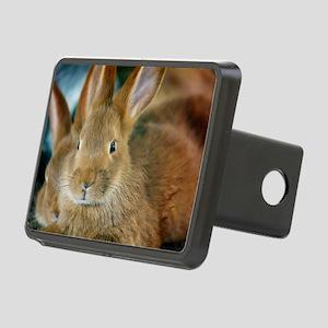 Animal Bunny Cute Ears Eas Rectangular Hitch Cover