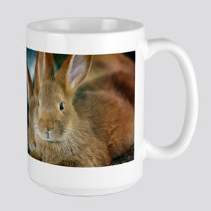 Animal Bunny Cute Ears Easter Mugs