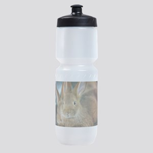 Animal Bunny Cute Ears Easter Sports Bottle