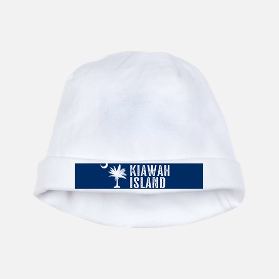 Kiawah Island, South Carolina Baby Hat