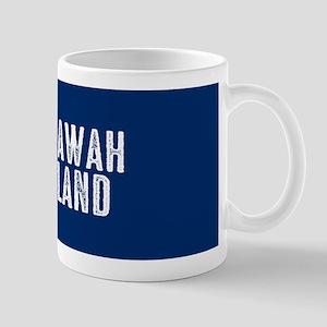 Kiawah Island, South Carolina 11 oz Ceramic Mug