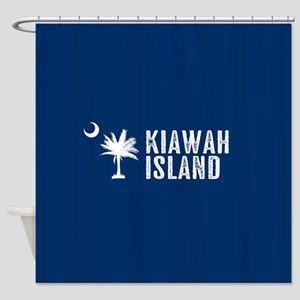 Kiawah Island, South Carolina Shower Curtain