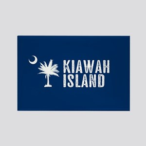 Kiawah Island, South Carolina Rectangle Magnet