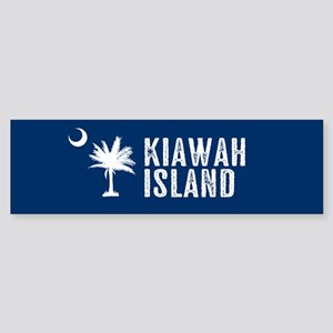 Kiawah Island, South Carolina Sticker (Bumper)