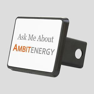 Ambit Energy Rectangular Hitch Cover