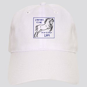 LIPIZZAN HORSE - Sometimes it's OK to be a lit Cap