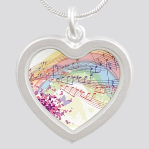 Colorful Music Necklaces