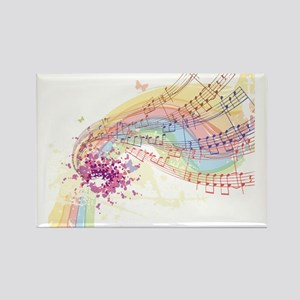 Colorful Music Magnets