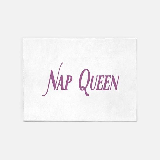 Nap Queen 5'x7'Area Rug