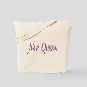 Nap Queen Tote Bag