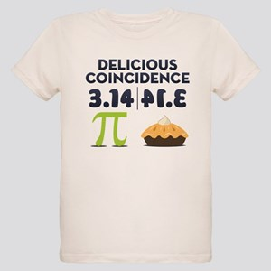 Delicious Coincidence Organic Kids T-Shirt