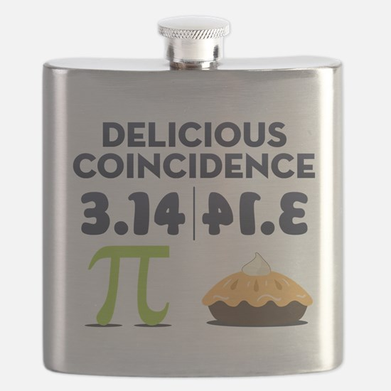 Delicious Coincidence Flask