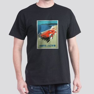 Vintage poster - French Riviera T-Shirt
