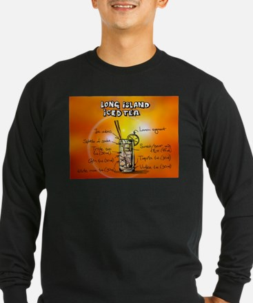 Long Island Iced Tea Long Sleeve T-Shirt