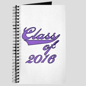 Purple Class of 2016 Journal
